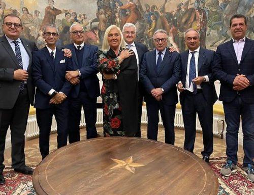 """La Provincia 01.10.2021 – """"Cantarelli eletta presidente «Pronti per le nuove sfide"""""""